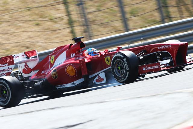 フェラーリ、新タイヤがパフォーマンス減少の要因?(1)