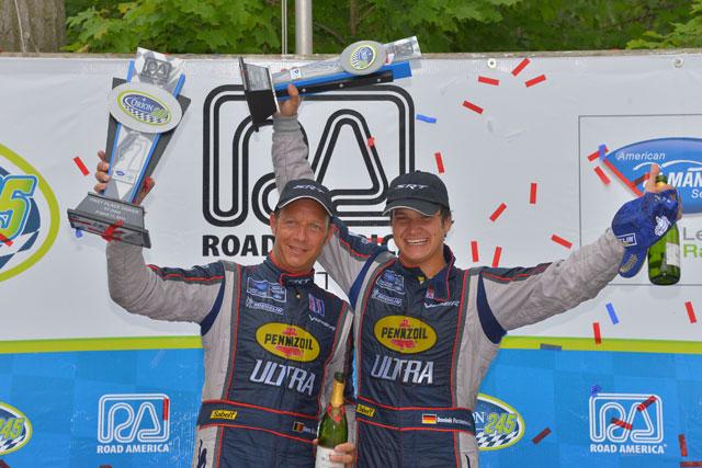 ALMS:ピケットHPDが5連勝。SRTバイパー初勝利(7)