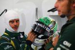 F1   「マークの決断に驚いた」とヘイキ。同調は否定