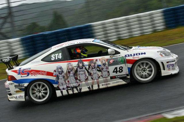 DIJON Racing、S耐岡山はST4クラス7位(3)