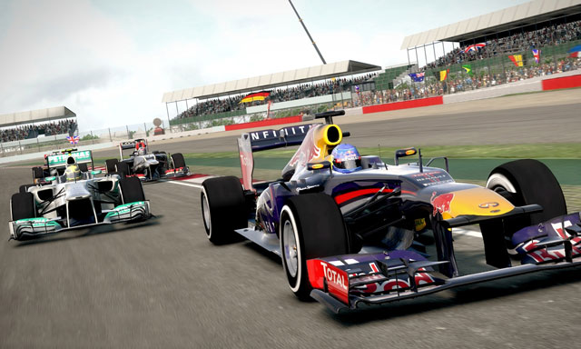 『F1 2013』レジェンドドライバー&マシンが発表(3)