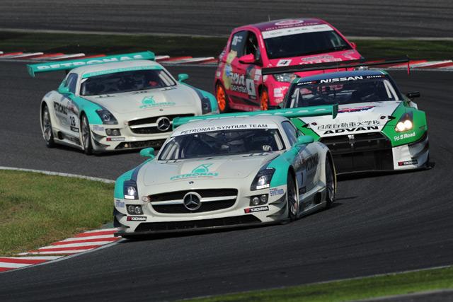 S耐鈴鹿:レース1は1号車PETRONAS SLSの谷口がV(1)