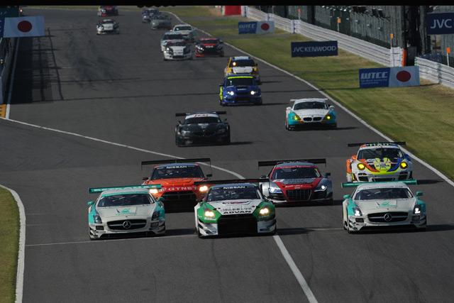 S耐鈴鹿:レース1は1号車PETRONAS SLSの谷口がV(2)