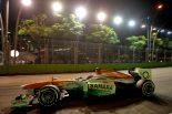 F1 | Q1結果、ディ・レスタが敗退喫する