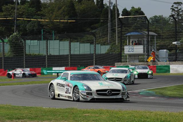 S耐鈴鹿:レース3は28号車のハイルマンがV(1)
