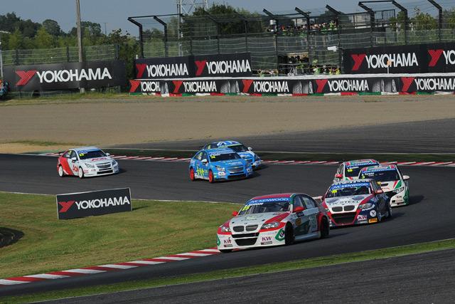 WTCC鈴鹿:レース2はコロネル逆転V。伊沢は無念(2)