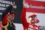 F1 | プロスト、アロンソ/ライコネンに大きな期待