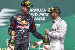 F1 | ハミルトン「ベッテルみたいに楽勝じゃ楽しくない」