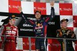 F1 | ベッテル満点、「大失態」の若手最低点:Rd13評価