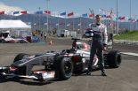 F1 | シロトキン、F1初走行。次回フェラーリでテストか