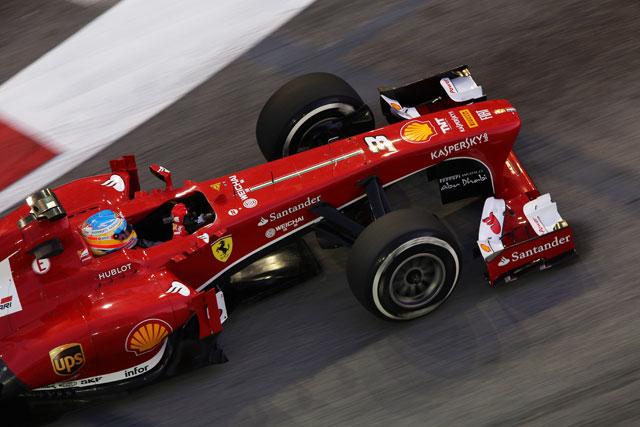 フェラーリ、残り6戦で2014年用パーツをテスト(1)