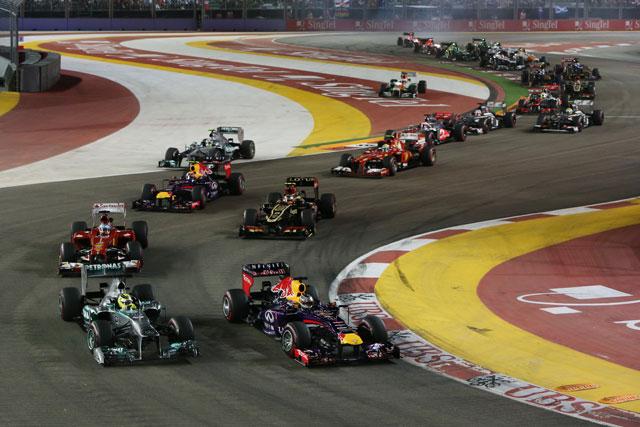 「来季は考えられないようなレース結果が見られる」(1)