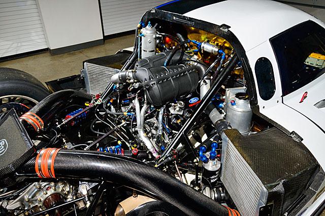 フォード、USCC投入の新エンジン&DPを公開(2)