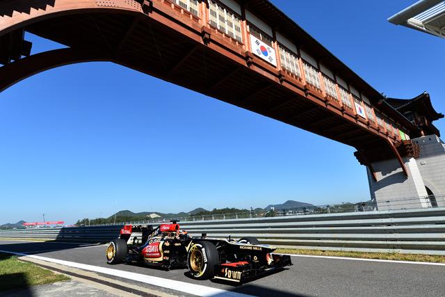 2013 F1第14戦韓国GP