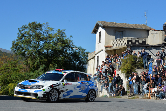 ERCサンレモ、バッソ逆転、アイグナーがタイトル獲得(1)