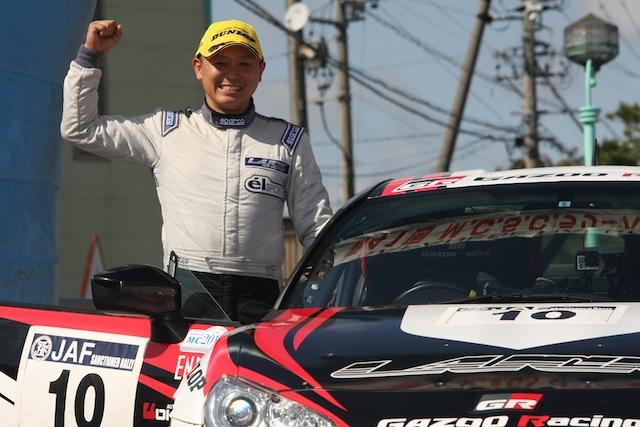 JRC高山:JN3で横尾86がチャンピオン決定(1)