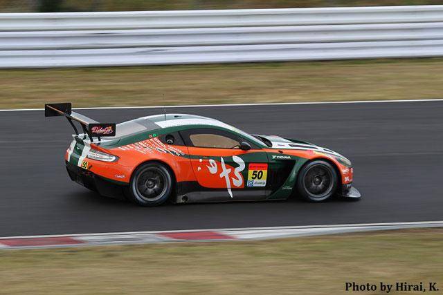 Exe Aston Martin、SGTオートポリスで2位表彰台(2)
