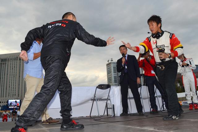 モータースポーツジャパン2013 フォトギャラリー
