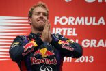 F1 | 王座獲得のベッテル、ファンに感謝のメッセージ