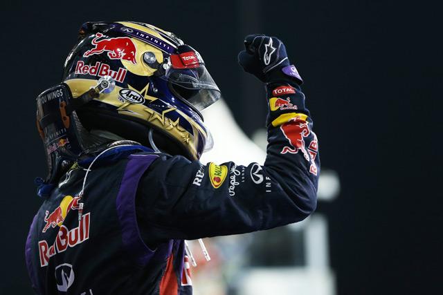 2013 F1第17戦アブダビGP