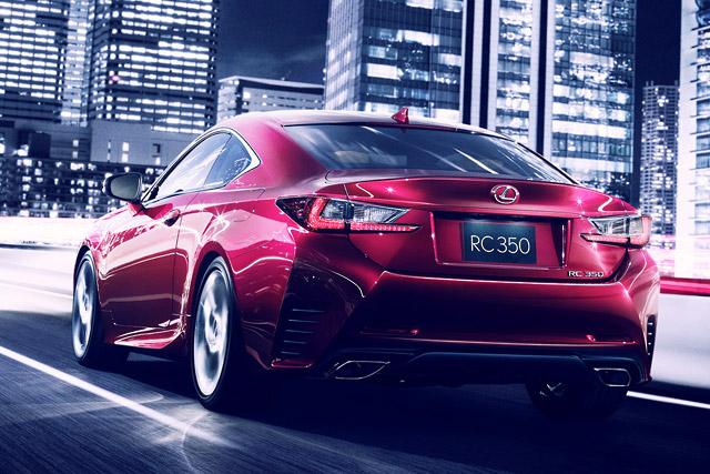 レクサス、TMSで『RC』公開。新GT500もこの名か(4)