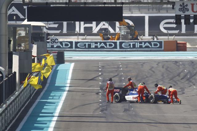 """GP2のタイトル争いは""""ラッキー""""な結末(2)"""