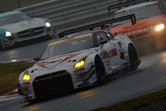 S耐AP戦はマッハ号GT-Rが勝利。1号車が戴冠(1)