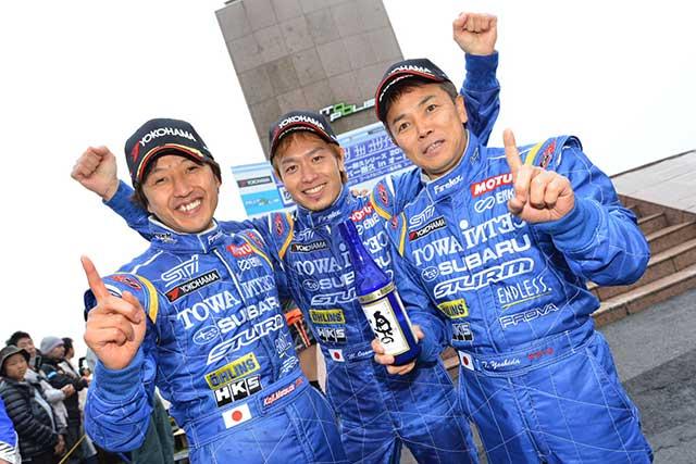 S耐AP戦はマッハ号GT-Rが勝利。1号車が戴冠(5)
