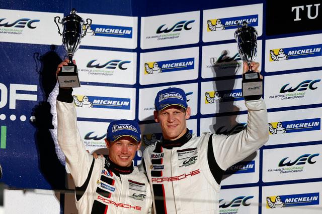 ポルシェ、LM-GTEプロクラスで3位表彰台獲得(2)