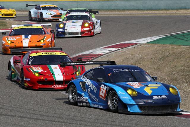 ポルシェ、LM-GTEプロクラスで3位表彰台獲得(4)