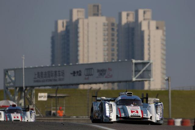 アウディ、WEC上海でドライバーズタイトルも獲得(5)