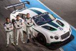 ル・マン/WEC | コンチネンタルGT3のデビュー戦ドライバー確定