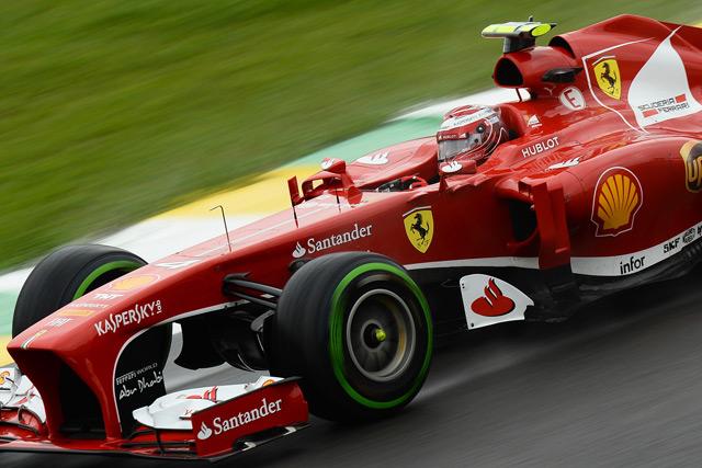 2013 F1第19戦ブラジルGP