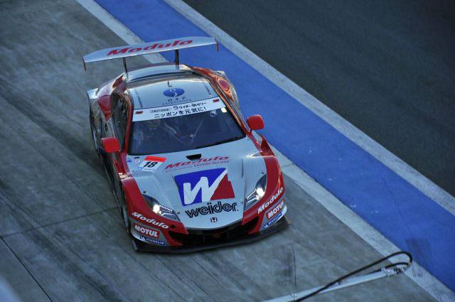 JAF GP:SGTは山本&大嶋がPP獲得。GT300は3号車(1)