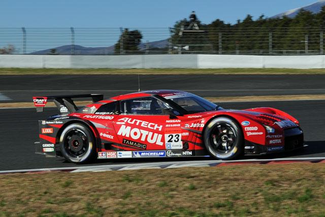 JAF GP:SGTは山本&大嶋がPP獲得。GT300は3号車(3)