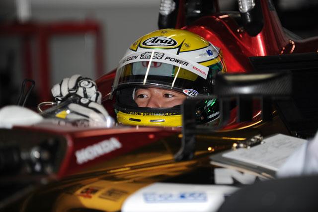 JAF Grand Prix:朝のSFフリー走行は松田が首位に(4)