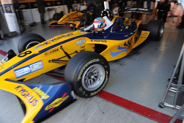 JAF GP:デュバル上回り国本がSF初ポール獲得(3)