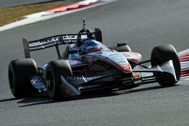 JAF GP:デュバル上回り国本がSF初ポール獲得(1)