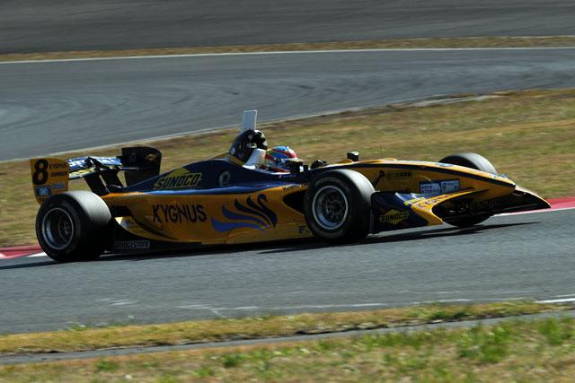 JAF GP:デュバル上回り国本がSF初ポール獲得(2)