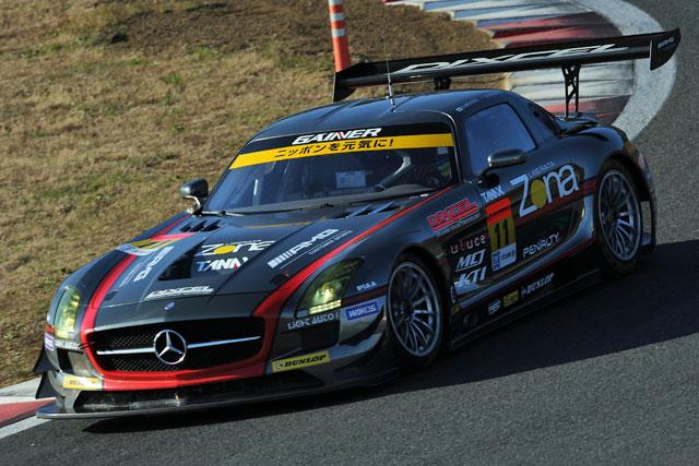 JAF GP:GT300のR1はPPの佐々木が初勝利(3)