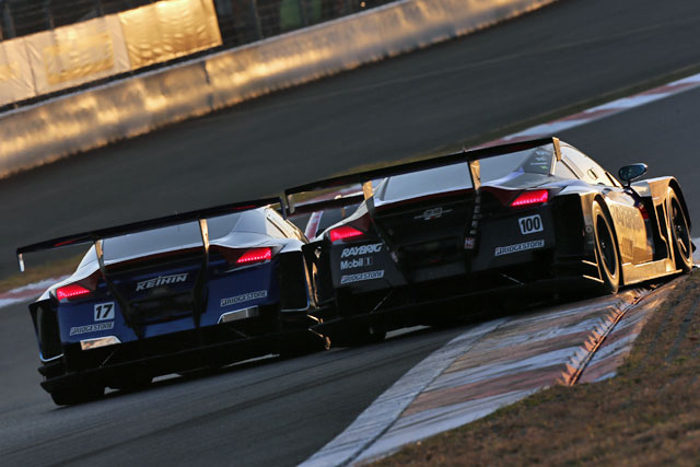 JAF GP:R1は塚越が追い上げ今季初優勝。立川2位