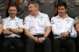 F1 | メルセデス、ブラウン離脱と新体制を正式発表