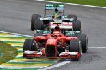 F1 | フェラーリ会長、マッサとハミルトンへの罰を批判