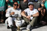 F1 | ロズベルグ「来年はハミルトンに勝つ」