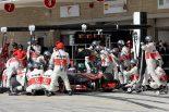 F1 | 来季F1、タイヤ交換2回が義務付けに?戦略に制限