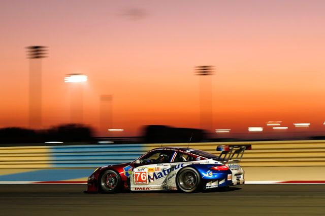 ポルシェ、WECバーレーンは91号車が2位表彰台(3)