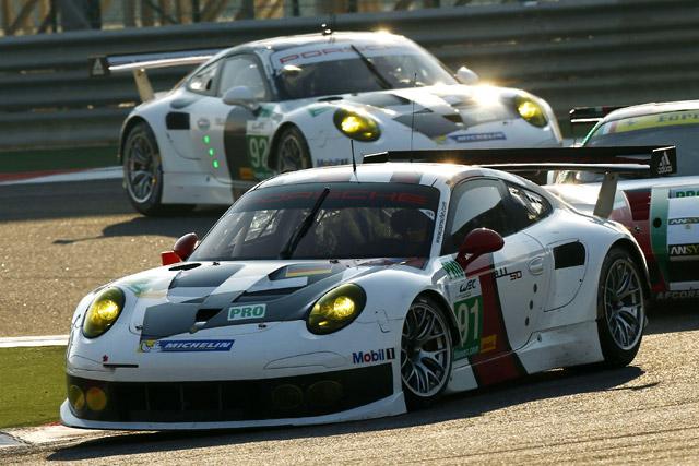 ポルシェ、911 RSRを来季カスタマー向けに販売(1)
