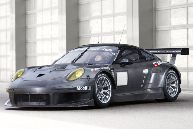 ポルシェ、911 RSRを来季カスタマー向けに販売(2)