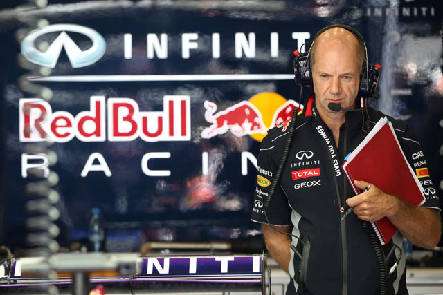F1新規則への対処にニューエイも不安を表す(1)