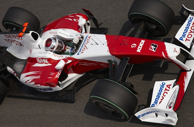 「トヨタF1の成功を阻んだのはひとりの男だった」トゥルーリQ&A(1)(1)